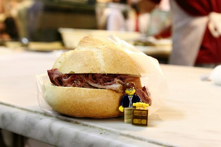 Lampredotto Sandwich|©enigmabadger/Flickr