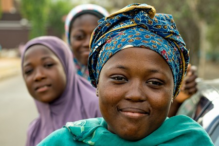 Young women in Nigeria | © Mark Fischer / Flickr