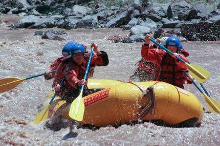 Tackle the rapids on the Mendoza river | © alq666 / Flickr