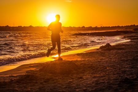 Sunset running | © Andrés Nieto Porras/Flickr