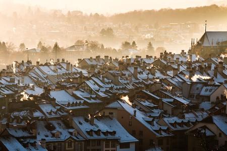 Bern's rooftops   © Felix_Broennimann/ Pixabay