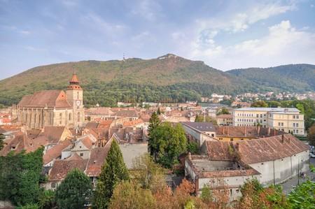 Brașov skyline | © Jorge Láscar /Flickr