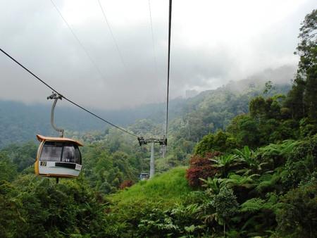 Cable car ride to Genting Highlands | © rajaraman sundaram / Wikimedia Commons