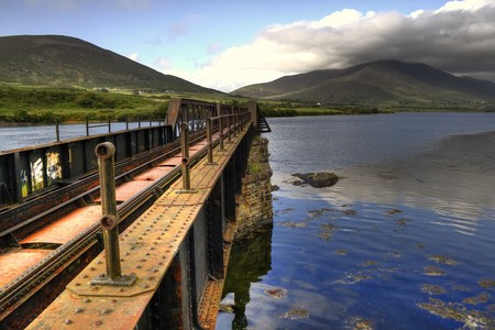 Bridge over Cahersiveen's river | © Lluis Satorre Gonzalez/ Flickr
