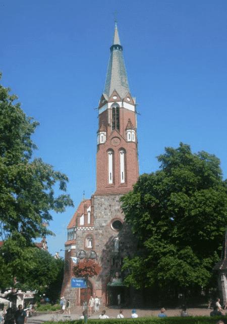 Kościół Garnizonowy pw.św.Jerzego