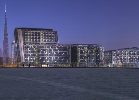 Dubai Design District   © Courtesy of d3