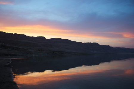 Sunset at the Dead Sea, Israel | © Yair Aronshtam / Flickr