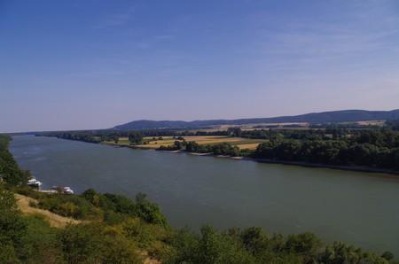 The Devin Castle of the Danube River | © Ajale/Pixabay