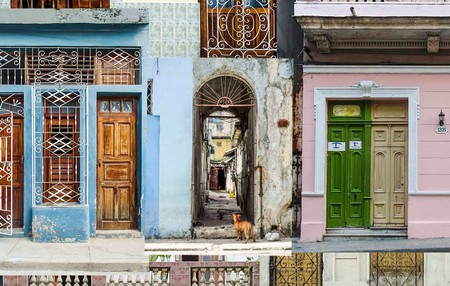 Cuba's facades and doorways | Photos by Amber C. Snider, collage by Amanda Suarez © Culture Trip
