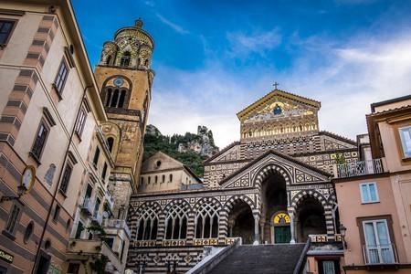 Duomo - Amalfi, Italy©Giuseppe Milo/Flickr