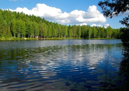 Finnish lake / jackmac34 / Pixabay
