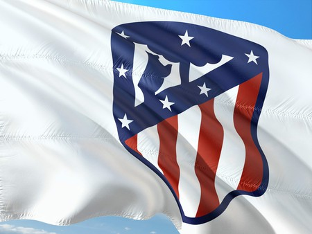 Atlético Madrid badge |© RonnyK / Pixabay