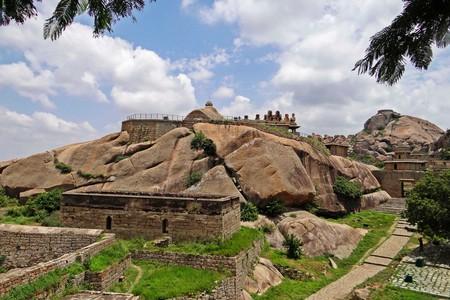The most popular forts in India  © sarangib / Pixabay