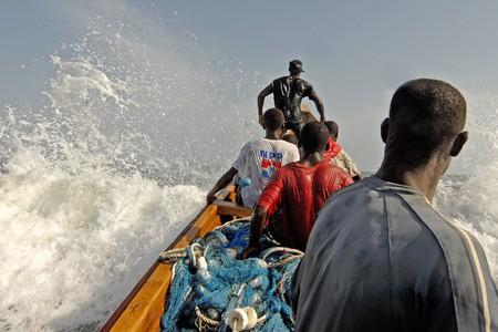 Fishermen, Ghana   hbieser/Pixabay