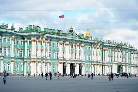 The State Hermitage Museum | © quinntheislander / Pixabay