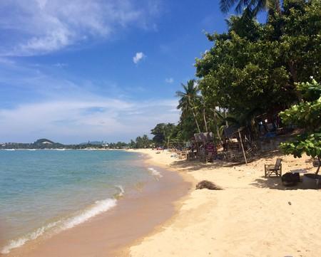 Mae Nam beach, Koh Samui | © Iona Proebst