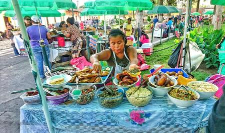 Antigua Guatemala street food | © Selene Nelson
