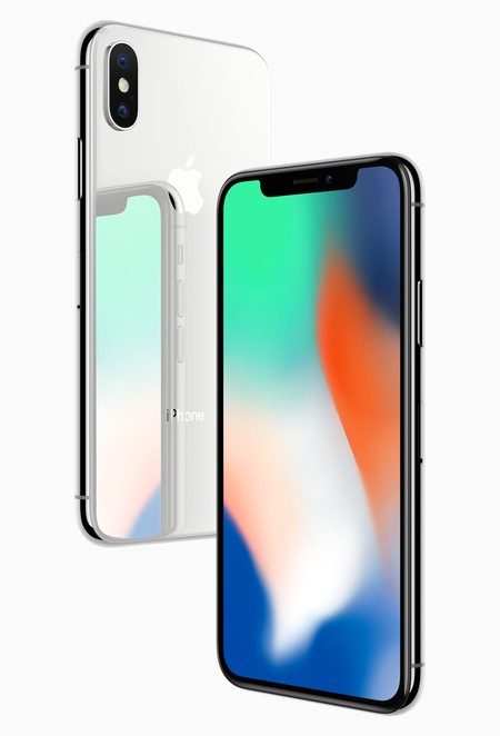 The new iPhone X design | Courtesy Apple