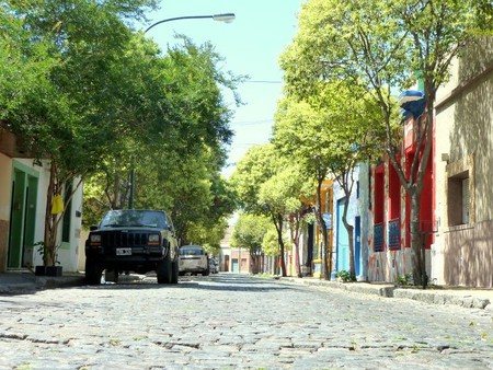 The cobbled streets of Barracas   © Jorge Gobbi / Flickr