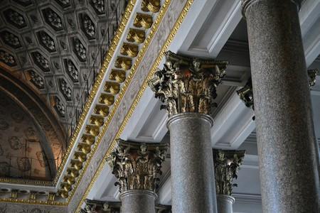 Inside the Kazan Cathedral | © quinntheislander/ Pixabay
