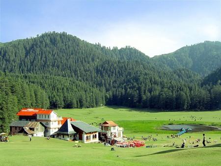 Khajjiar   © SriniG / WikiCommons