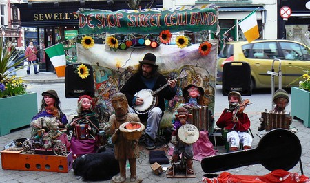 Killarney Market band! | © mozzercork/ Flickr