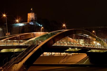 King Mindaugas bridge | © Eugenijus Radlinskas/Flickr