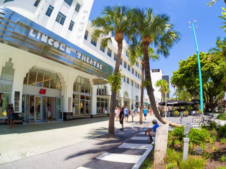 Lincoln Road Mall | © Kamira / Shutterstock