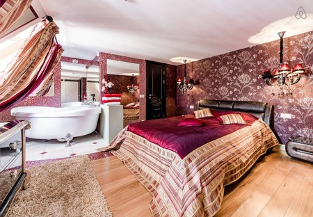 Luxurious penthouse   Courtesy of Nikola