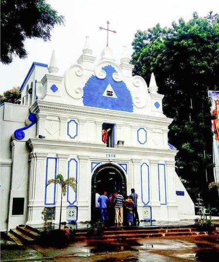 Luz Church, Chennai | © Hari Haran