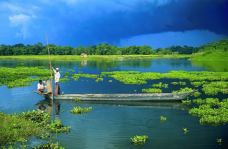 Majuli Island | © Kalai Sukanta / Wikimedia Commons