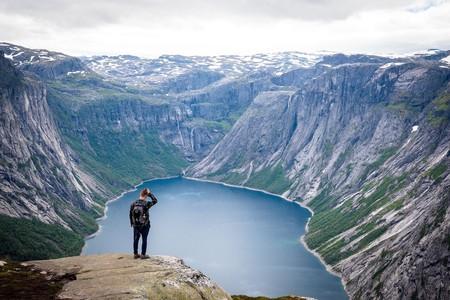 Trolltunga, Norway | © Matt Lamers / Unsplash