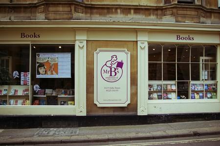 Mr B's Emporium of Reading Delights | © Amelia Wells/Flickr