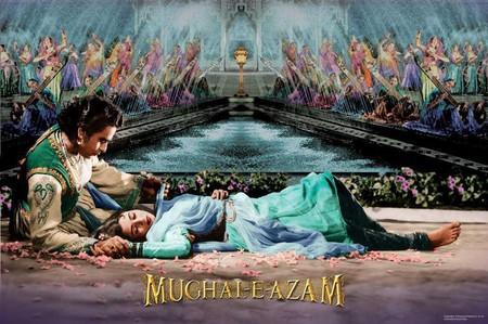 'Mughal-E-Azam' (1960) is a Bollywood classic
