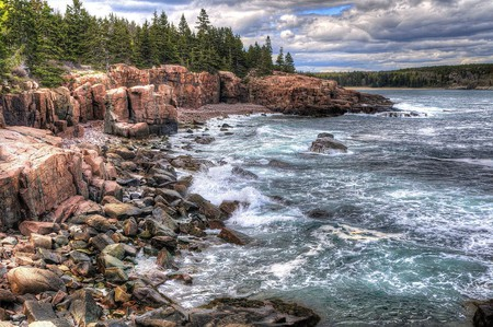 Near Thunder Hole | © Kim Carpenter/WikiCommons