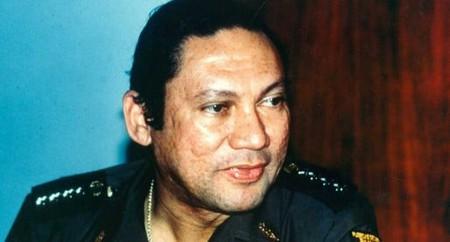 General Manuel Noriega © Courtesy of Panama Vieja Escuela