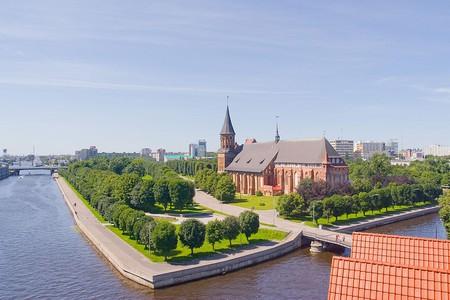 Old cathedral of Kaliningrad | © Gumerov Ildar / Wikimedia Commons