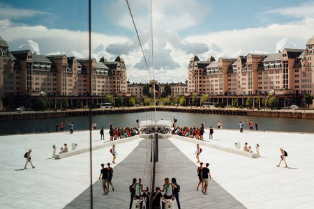 Oslo | Photo by Oliver Cole on Unsplash
