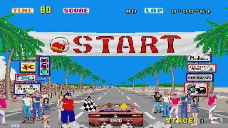 """Out Run"" |Courtesy of Sega Games Co. Ltd"