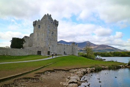 Ross Castle | © Erik Cleves Kristensen/ Flickr