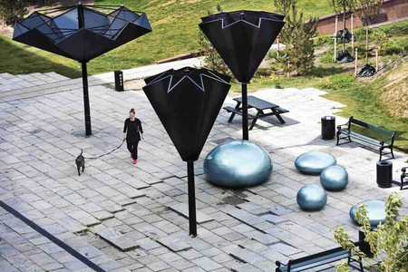 Tåsing Plads   Courtesy of GHB Landscape Architects/Landskabsarkitekter