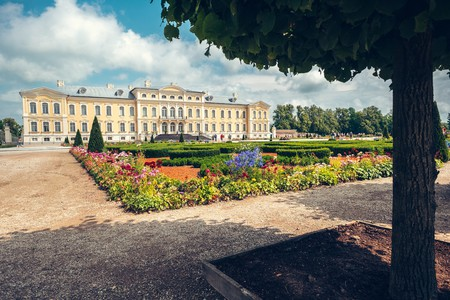 Rundāle Palace | © Kārlis Dambrāns /Flickr