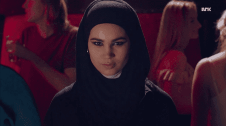Sana ('SKAM' Season 4) | Courtesy of NRK
