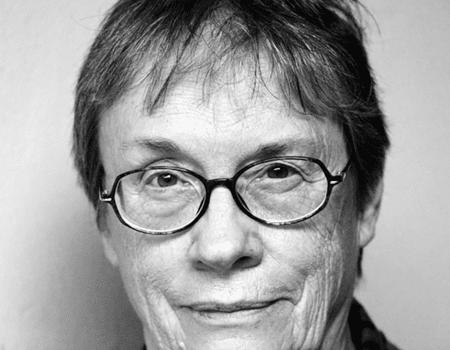 Annie Proulx, courtesy of the Paris Review
