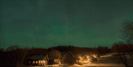 Arctic Cabins, Norway