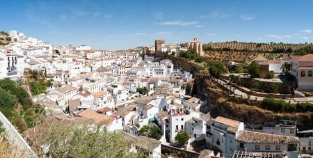 Pueblos Blancos, Spain | ©cascalheira / Pixabay