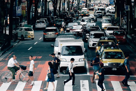 Shibuya   © Yoshimitsu Kurooka/ Flickr
