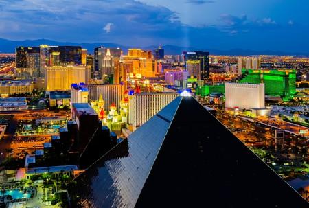 Las Vegas at night | © Andrew Zarivny/Shutterstock