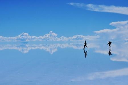 Salar de Uyuni, Boliva   © abc1234 / Shutterstock