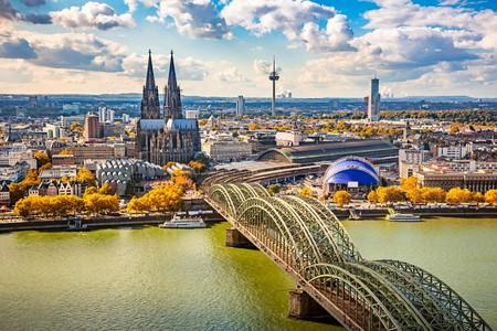 Panoramic view of Cologne | © S.Borisov/Shutterstock